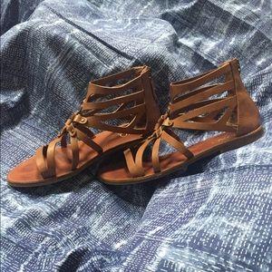 XOXO CRISTOBAL GLADIATORS🦋 Sandals